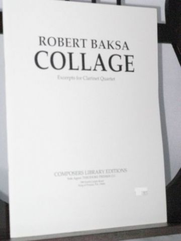 Baksa R - Collage (Excerpts)